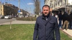 Rostov-na-Donu: advokatlar apiske alınğan eki qırımtatar faalini ziyaret etti (video)