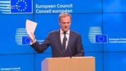 Marea Britanie a declanșat oficial procesul părăsirii Uniunii Europene