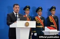 Обращение Садыра Жапарова к народу, 5 мая 2021 г.