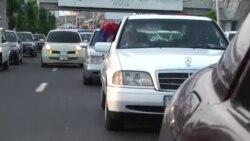 «Ո՛չ թալանին» նախաձեռնությունը ավտոերթով իրազեկեց վաղվա հանրահավաքի մասին