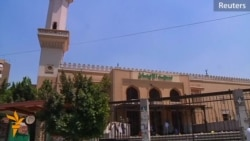 Hundreds Of Bodies Collected In Cairo Mosque
