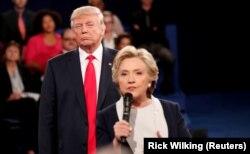 Ҳиллари Клинтон 2016 йилги президентлик пойгасида Дональд Трампга мағлуб бўлганди.