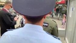 На акции в Казани в знак солидарности с протестующими в Хабаровске задержали 6 человек