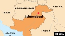 Pakistan -- Map