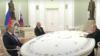 Հայաստանի, Ռուսաստանի և Ադրբեջանի ղեկավարների ընդունած հայտարարությունը