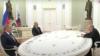 Պուտինը Ադրբեջանի և Հայաստանի ղեկավարների հետ բանակցությունները գնահատել է կարևոր և օգտակար