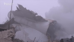 Turkish Cargo Plane Crashes Into Kyrgyz Homes, Killing Dozens