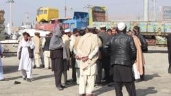 موترداران افغان به علت اخاذیهای غیر قانونی اعتصاب کردند