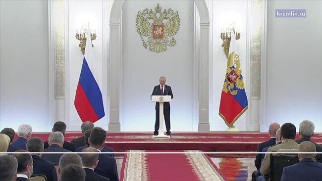 Путин о главном враге россиян