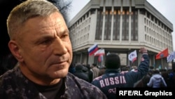 Був шанс «викурити росіян з Криму», впевнений Ігор Воронченко (на колажі)