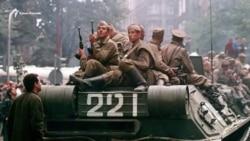 «Страшная паника»: чешский фотограф вспоминает 1968 год (видео)