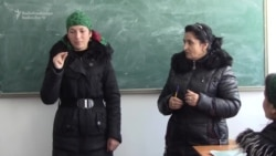 Tajikistan Needs More Helping Hands For Sign Language