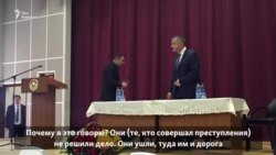 """Анатолий Бибилов: """"Мне не стыдно вас поздравлять с Новым годом"""""""