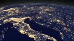 Yerin kosmosdan bənzərsiz görüntüləri