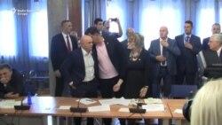 Zamalo fizički obračun u parlamentu CG
