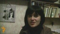 Наста Палажанка выйшла з турмы КДБ