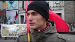 Русский марш в Иркутске
