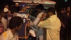Карачида граната ҳужумидан икки одам ҳалок бўлди