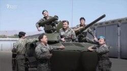 Новый тренд в узбекских социальных сетях – Маком челлендж