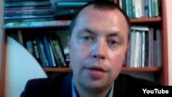 Журналист Борис Горецкий