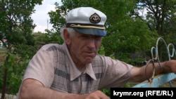 Першокостянтинівка, Херсонська область, житель села Василь Касьяненко