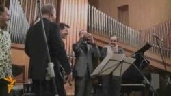 Concert la aniversarea grupului Vișegrad