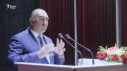 Таъини Исмоилзода ба ҷои Амируллои Асадулло дар Қӯрғонтеппа