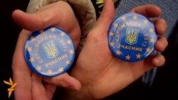 У Дніпропетровську вимагали звільнення влади і санкцій