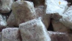 У Росії знищують продукти із Заходу, які потрапили під ембарго (відео)