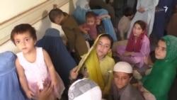 په پېښور کې د افغان کډوالو رجسټرېشن روان دی