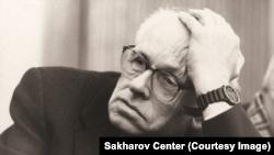 Andrej Szaharov, az orosz hidrogénbomba atyja, későbbi békeaktivista és emberi jogvédő