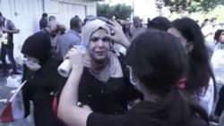 اعتراضها در عراق به خشونت کشید