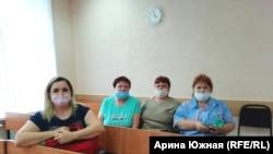 Пострадавшие по делу о насилии полицейских в Омской области