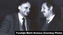 Doi buni prieteni: Marin Sorescu și Grigore Vieru