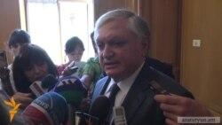 Նալբանդյանը հնարավոր է համարում ԵՄ-ի հետ հետագա համագործակցությունը