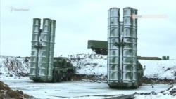 Российские ракеты в Крыму: православные священники освятили ЗРК С-400 (видео)