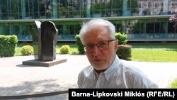 Duda Ernő immunológus professzor