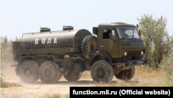 Загалом було вироблено понад 50 тонн води під час навчань російських військових
