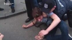 Atac homofobic violent la Tbilisi