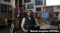 Садык Мурзаханов, сүрөтчү