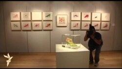 У Гонконгу виставили на продаж ранні твори Воргола