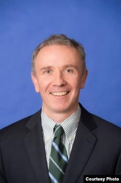 Пол Стронски, эксперт по Центральной Азии.