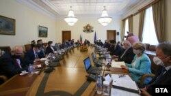 Заседание на служебния кабинет, 17 май 2021 г.
