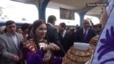 Туркменские деятели культуры представили в Таджикистане книгу президента