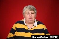 """Алла Фролова, координатор юридической помощи """"ОВД-Инфо"""""""