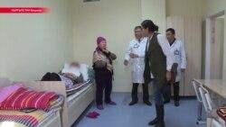 Кыргызстан лишился аппарата, который спасает жизнь больным раком