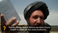 Radio Azadi: Ten Years Of Impact In Afghanistan