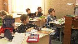 Що вчителі, батьки та учні російськомовних шкіл у Харкові думають про перехід на українську мову навчання – відео