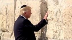 Donald Trump în Israel: există o rară ocazie pentru a aduce pacea în Orientul Mijlociu