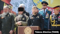 Кадыров Рамзан, гайтаман сурт